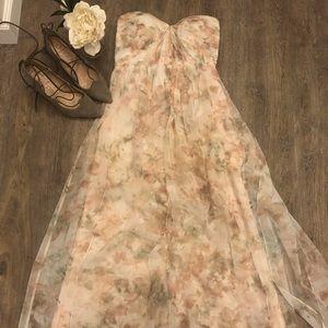 Jenny Yoo maxi dress.